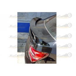 Spoiler Trasero Con Difusor Fiat 500 Abarth ó Turbo