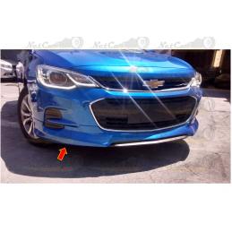 Spoiler Trasero Con Difusor Fiesta Sedan