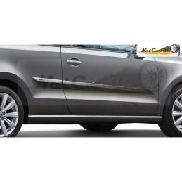 Splitter Delantero Fiesta Sedan y HB 2014-15