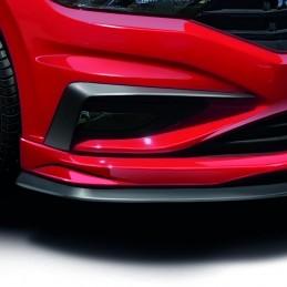 Spoiler Trasero Cn Difusor Chevy C3 Sedan