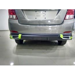 Spoiler Trasero Con Difusor Renault Sandero PH2